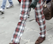 tartan-pants