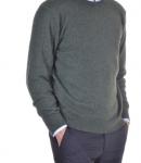 green-mens-pullover