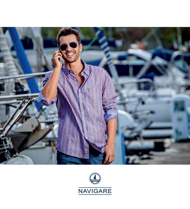 man-wearing-striped-shirt