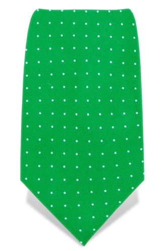 green-tie