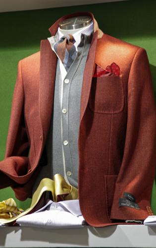 giacca-rossa