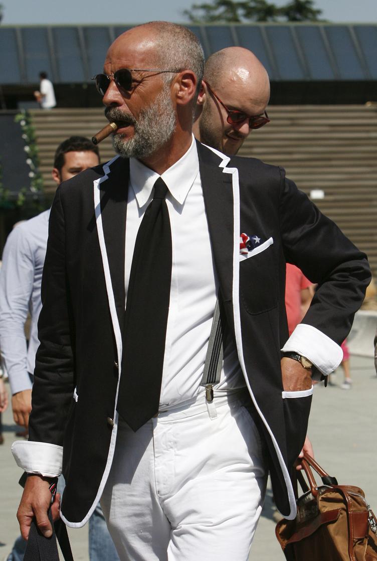 Mens jacket pocket handkerchief - A Man Wearing A Pocket Square
