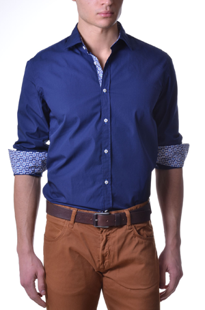 blue-shirt-with-patterned-details