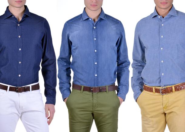 match-men-denim-shirt