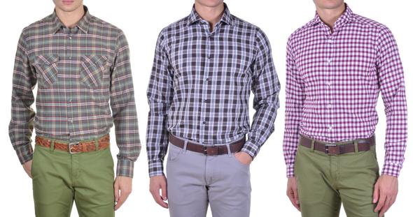 plaid-shirts