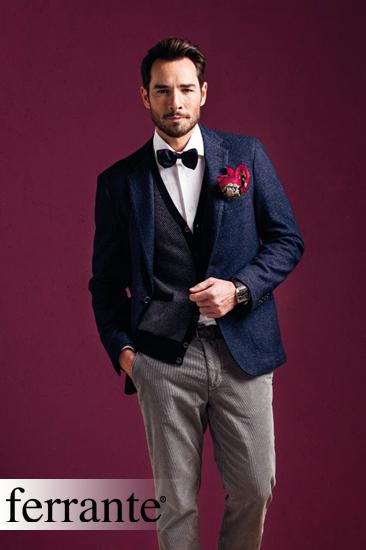elegant-man-Ferrnate-clothing