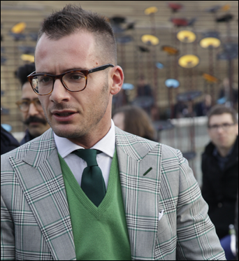 man-wearing-green-wool-sweater