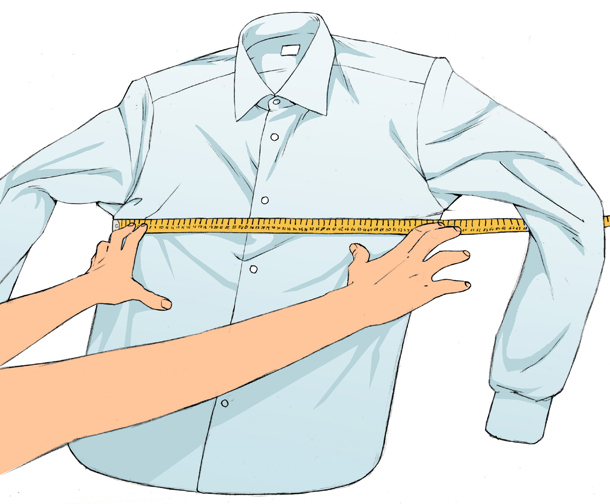 shirt-measure-chest