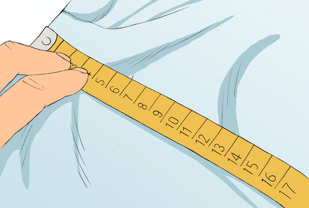 shirt-measurements