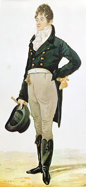 Brummell-first-dandy