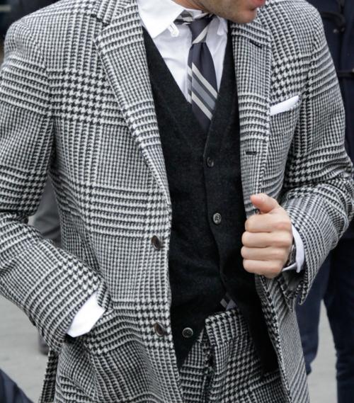 cardigan-suit