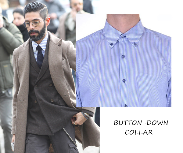 button-down-collar