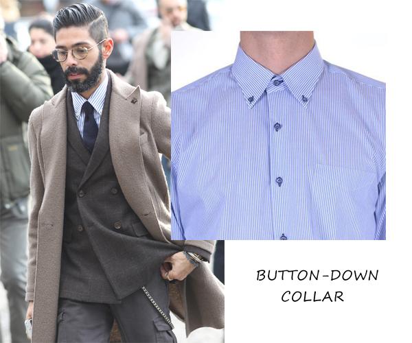 button-down-collar