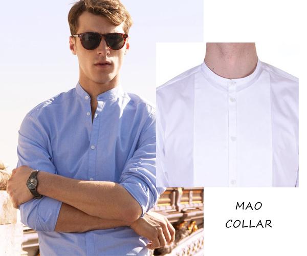 mao-collar