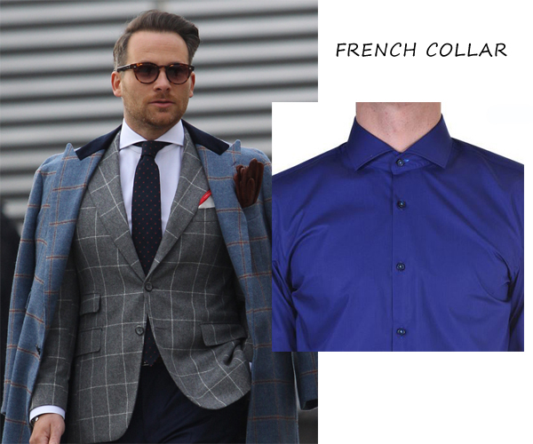 french-collar